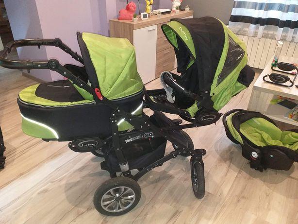 Wózek dziecięcy dla bliźniaków