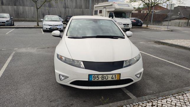 Honda Civic automatico a GPL IUC ANTIGO