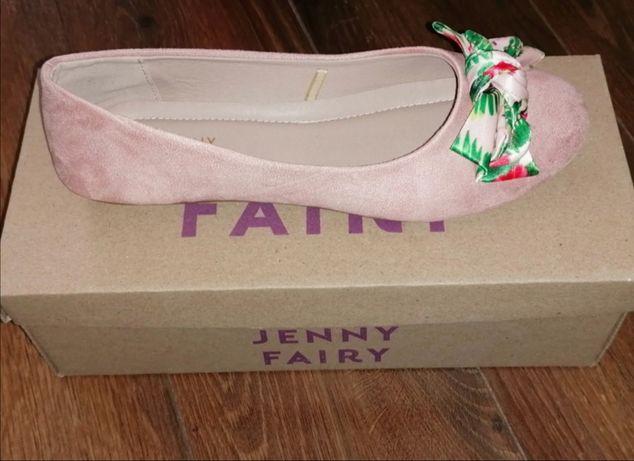 Baleriny Jenny fairy rozmiar 38
