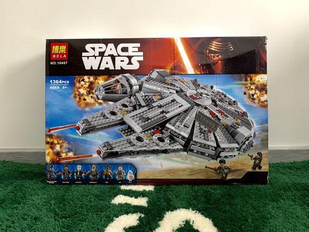 Конструктор Звездные Войны Сокол Тысячелетия Как Lego Star Wars
