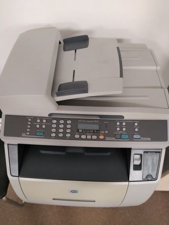 Drukarka HP Color LaserJet 2840 uszkodzona