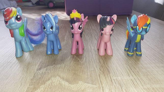 My Little Pony oraz smoki Safiras