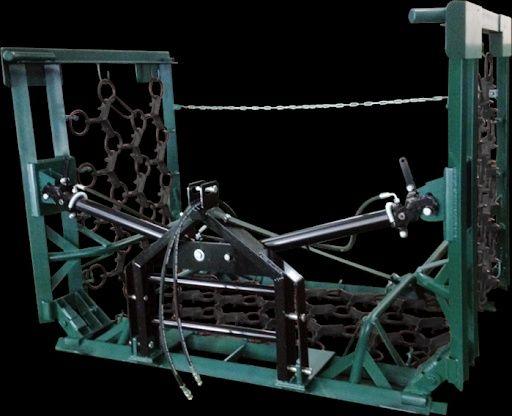 OKAZJA hydraulika włóka polowa łąkowa Metal Technik Dostawa