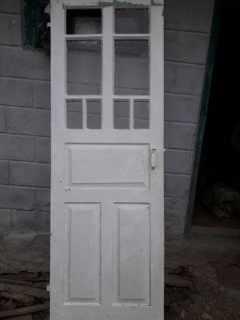 Двері двустворчасті