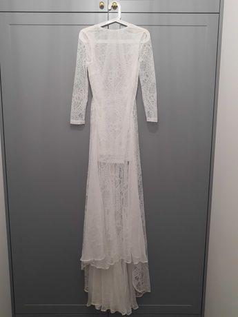 Sukienka w stylu Boho, ślubna