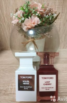 Tom Ford Lost Cherry,Tom Ford Soleil Neige 50мл Том форд. Распродажа!
