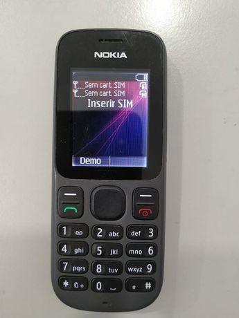 Telemóvel Nokia 101 dual-sim como novo (com carregador)