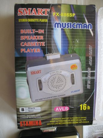 Walkman na kasety Player Fx-88 GSP