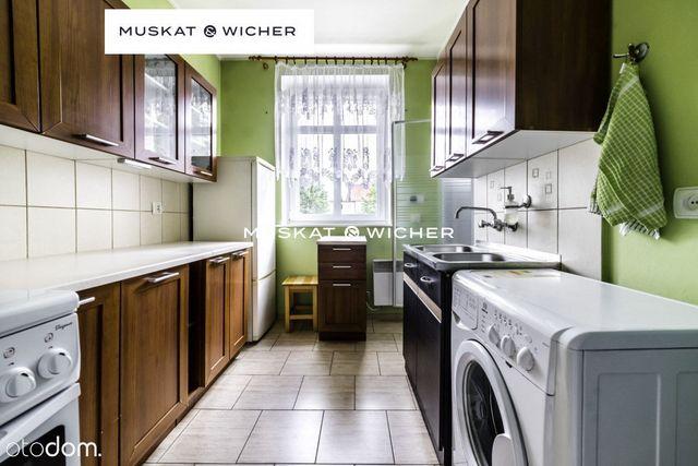 Dwupokojowe mieszkanie w centrum Wrzeszcza