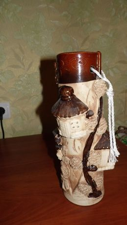 Ваза, декоративная,подарочная ваза.