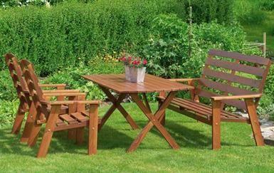 Дерев'яні меблі (садові меблі, лавки, столи, стільці)