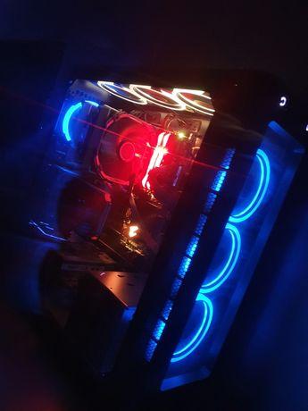 Komputer stacjonarny gamingowy i5 9600k 16gb 3200mhz
