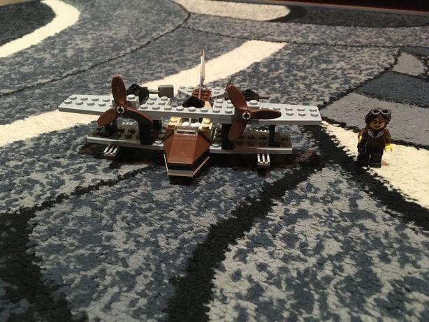 Lego Adventurers system 5925- Pontoon Plane
