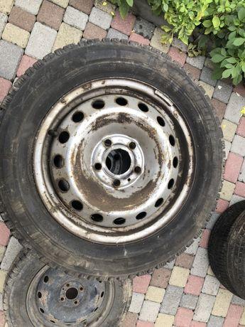 Диски шини колеса опель віваро рено трафік opel vivaro renault trafic