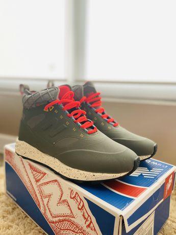 жіночі зимові черевики wfl710bu 39р
