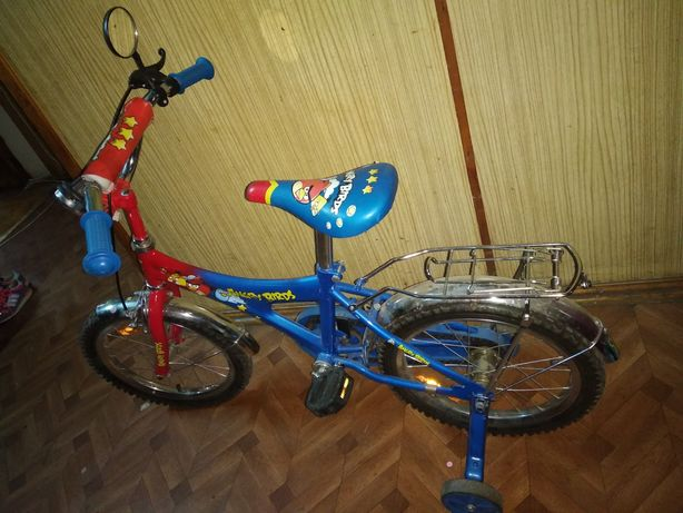 Детский велосипед Angry Birds 16'