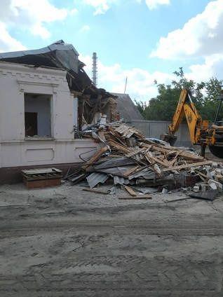 Демонтаж дома или другого строения за 1-2дня