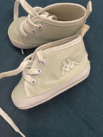 Sapato Kappa tamanho 15-16