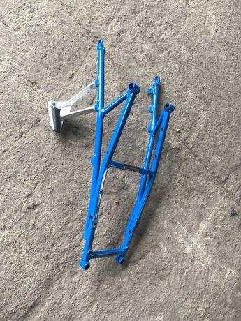 BMW R1200 R RS rama stelaż tylny inne części