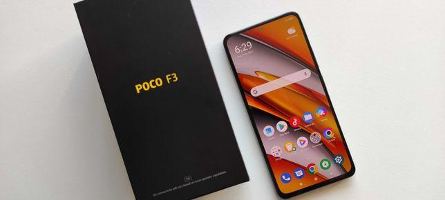 Xiaomi Poco F3 5G 6/128Gb Night Black