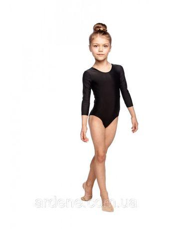 Детский купальник для гимнастики и танцев бифлекс