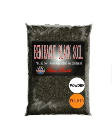 Benibachi Black Soil FULVIC Powder 5kg.