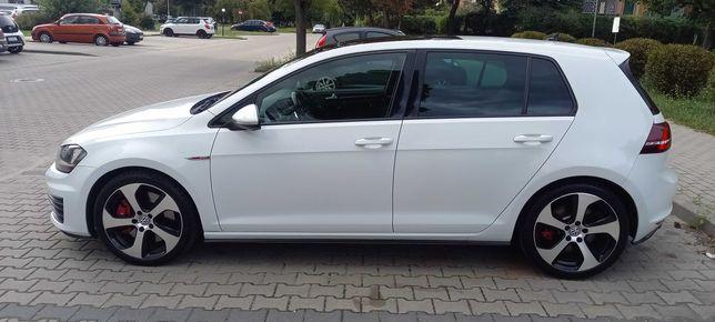 VW GTI 7, Performance 230km 66tyś polski salon , pierwszy wł. Gdańsk