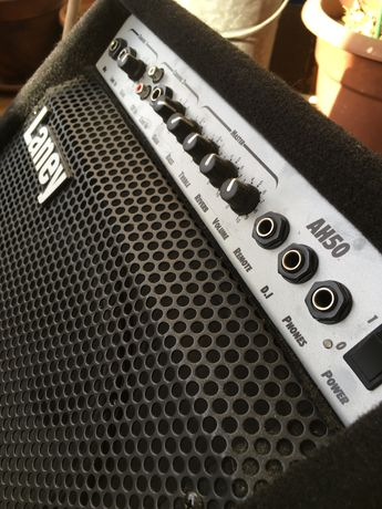 Laney AH50 Audiohub Combo Guitar Bass Drum Keyboard Amplificador Acúst
