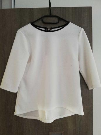Bluzka biała M/L