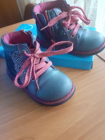 Ботинки осенние 24 размер