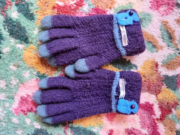 Перчатки зимние очень теплые