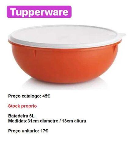 Tupperware - Batedeira de 6L