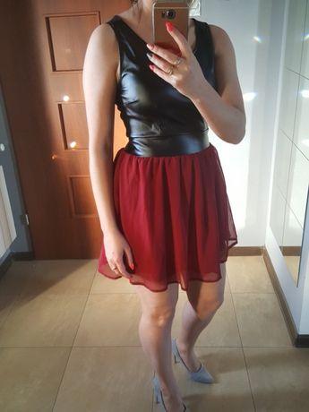 Sukienka skora 36