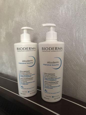 Бальзам Bioderma Atoderm Intensive Baume, биодерма атодерм, біодерма