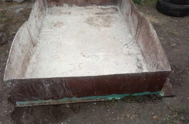 Бадья для бетона, раствора