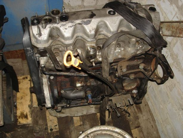 Двигатель ДВС 2.5TDI 80kw Volkswagen LT