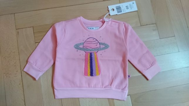 Bluza dla dziewczynki, nowa rozmiar 68