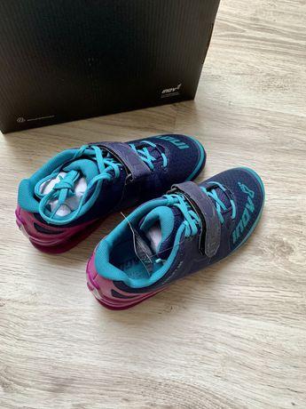 Nowe buty do ciężarów, crossfit, inov-8