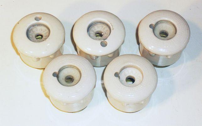 Główka bezpiecznikowa tablicowa ceramiczna 63 A po 3 szt.