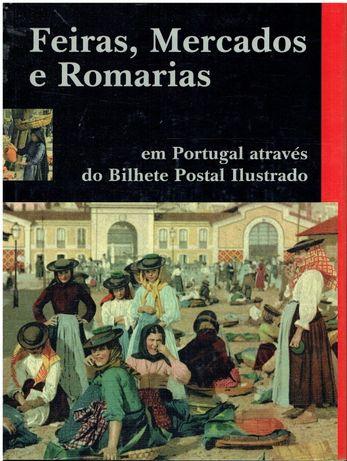 9159 Feiras Mercados e Romarias em Portugal Através do Bilhete Postal