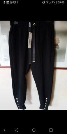 Spodnie dresowe plus size Laleli
