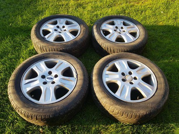 "Felgi aluminiowe 16"" 5x108 Ford Focus MK2 MK3 Mondeo MK3 MK4 rezerwacj"