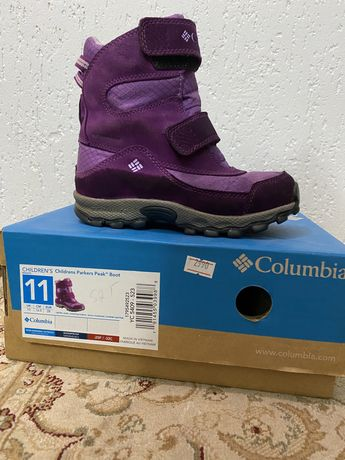 Продам чобітки  columbia 11с