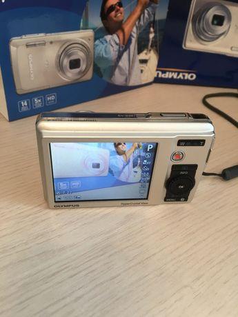 Фотоаппарат Olympus Mju-5010