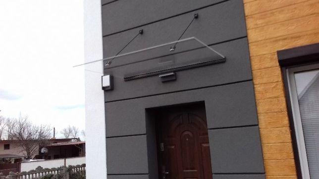 daszek nad drzwi daszki zadaszenie zadaszenia wiata pod wymiar.