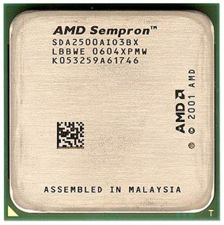 AMD Sempron 2500+ 64bit
