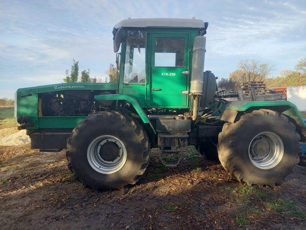 Трактор хта-250, слобожанец