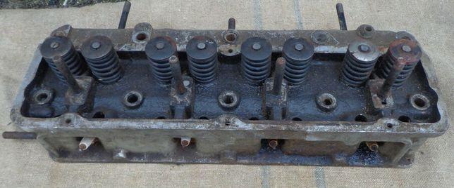 головка блока цилиндров УАЗ, ГАЗ. Блок. Коленвал. Распредвал.