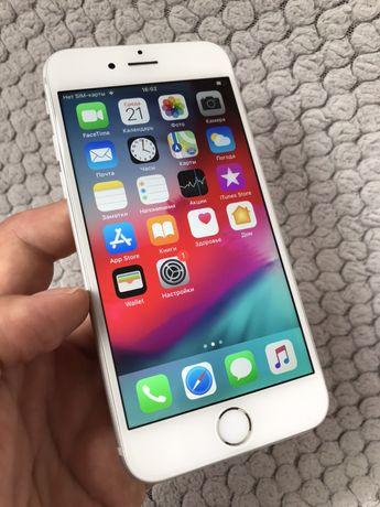 iPhone 6 64Gb Silver (iPhone6 64 Айфон 6 серый серебристый)