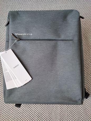Nowy plecak wodoodporny Xiaomi Mi City Backpack 2 - idealny na laptop